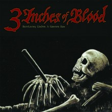 "3 Inches of Blood - Battlecry Under A Wintersun (12"" LP)"