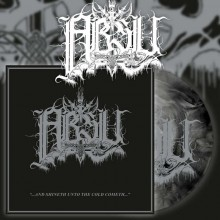"Absu - And Shineth Unto The Cold Cometh… (12"" EP, Single Sided, Silver & Black Marbled Limited"