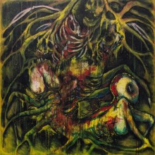 "Altered Dead - S/T (12"" LP)"