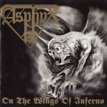 Asphyx - On The Wings Of Inferno (Cassette)