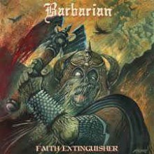 "Barbarian  - Faith Extinguisher (12"" LP)"
