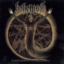 "Behemoth - Pandemonic Incantations (12"" LP)"
