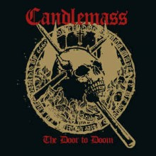 "Candlemass - Door To Doom (12"" Double 45 RPM, Album, Limited Edition on 180G black vinyl with a heav"