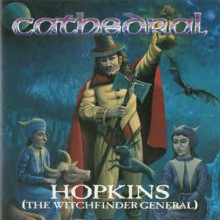 Cathedral - Hopkins (The Witchfinder General) (Cassette, Original sealed pressing from 1996! )