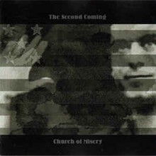 "Church of Misery - The Second Coming (12"" Double LP Reissue, Remastered, Gold w/ Sparkle, 2019 Rise"