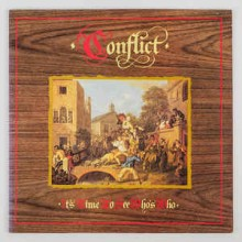 "Conflict - It's Time To See Who's Who (12"" LP Special 30th Anniversary Gatefold Edition"