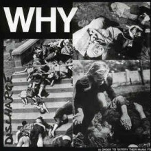 "Discharge - Why (12"" LP)"