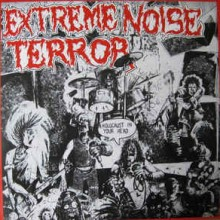 "Extreme Noise Terror - A Holocaust In Your Head (12"" LP)"
