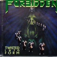 "Forbidden - Twisted Into Form (12"" Double LP)"