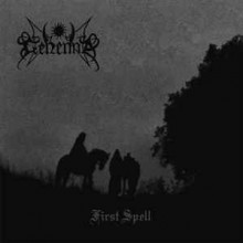 "Gehenna - First Spell / Black Seared Heart (12"" Double LP)"