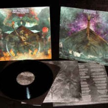 "Hazarder - Against His​-​​Story, Against Leviathan​! (12"" LP)"