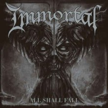 Immortal - All Shall Fall (Cassette, Album, Tape limited to 120 Copies, Collector Edition, Blue Or B