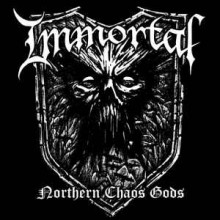 Immortal - Norther Chaos Gods (Cassette, Album, Limited to 500 copies.)