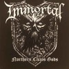 "Immortal  - Northern Chaos Gods (Black/White Swirl) (12"" LP)"