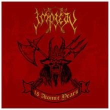 "Impiety - 18 Atomic Years Satanniversary (12"" Double LP)"