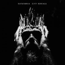 "Katatonia - City Burials (12"" Double LP Side D has a lyric etching which repeats ""The road to the gr"