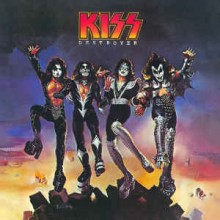"Kiss - Destroyer (12"" LP 180G black vinyl. The inner record sleeve features the lyrics to 'Detroit R"