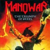 "Manowar - The Triumph of Steel (12"" Double LP Limited edition gatefold of 1500 copies on translucent"