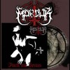 "Marduk - Fuck Me Jesus (12"" LP Single Sided, Mini-Album, Limited Edition of 500, Reissue, Gold & Bla"