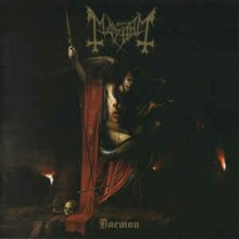 "Mayhem - Daemon (12"" LP 180 gram, gatefold cover incl. 12'' page booklet. First press from 2019. A h"