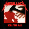 "Metallica - Kill 'Em All (12"" LP limited rare fanclub edition on red vinyl from 2005.  Seminal"