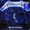 "Metallica - Ride The Lightning (12"" LP 2016 European Press Remastered 180G Limited Edition. Thrash M"