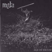 "MGLA - Age Of Excuse (12"" LP)"
