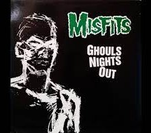 "Misfits - Ghouls Nights Out (12"" LP Limited edition fanclub record pressed in 1990. Side A are pract"
