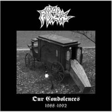 "Old Funeral - Our Condolences 1988-1992 (12"" Double LP)"