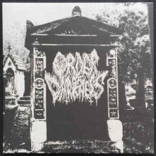"Order Of Darkness - Order Of Darkness (12"" LP Limited to 300 copies, all on 140g vinyl. Housed in a"