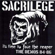 "Sacrilege - Time to Face The Reaper (12"" Double LP)"