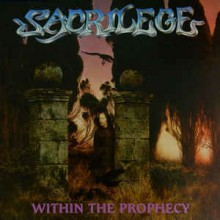 "Sacrilege - Within The Prophecy (12"" LP)"
