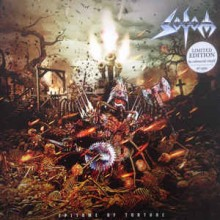 "Sodom - Epitome Of Torture (12"" Double 45 RPM Limited edition in color vinyl)"